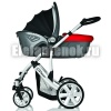britax b-smart 4 + romer baby-safe sleeper