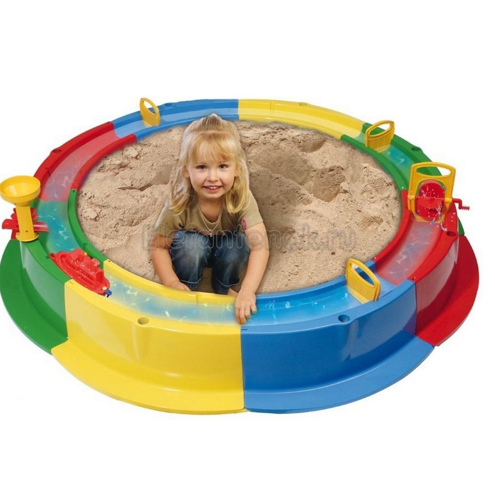 Песочница с водой