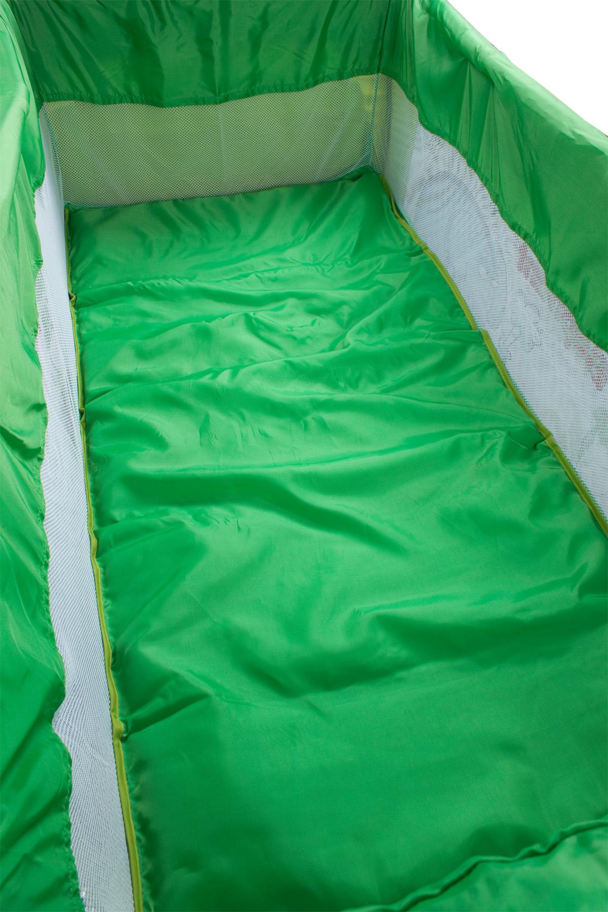 Манеж-кровать Caretero Easy Black