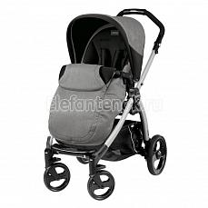 Peg-Perego Book Plus Pop Up Completo Atmosphere шасси silver