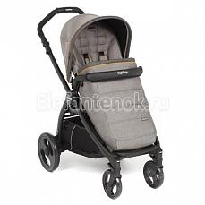 Peg-Perego Book Plus Pop Up Completo Luxe Grey шасси Black