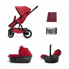 Concord Wanderer TS Sleeper+Air (Конкорд Вандерер ТС Слипер+Эир) Ruby Red 2015