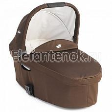 Joie Chrome Carry cot Brown