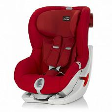 Britax Roemer King II  Flame Red Trendline