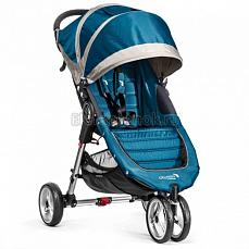 Baby Jogger City Mini Single бирюзово-серый
