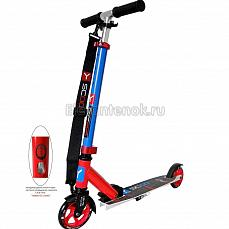 Y-SCOO Mini City RT 125 Montreal red+blue