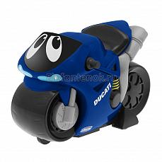 Chicco Turbo Touch Ducati Blue (при покупке с др. товарами)
