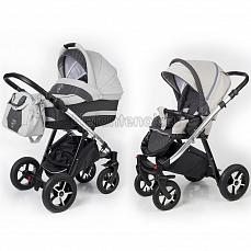 Esspero Newborn Lux 2 в 1 Light Chek (Шасси chrome)