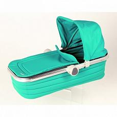 Seed Papilio Baby Carry Cot Green