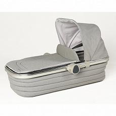 Seed Papilio Baby Carry Cot Grey Melange