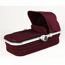 Seed Papilio Baby Carry Cot Bordeaux