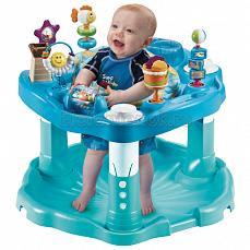 ExerSaucer Bounce & Learn Beach Baby