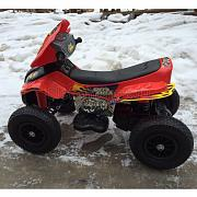Rivertoys Quatro RD 203 (резина)
