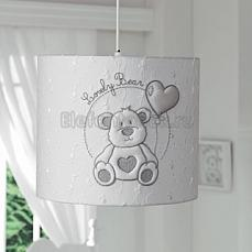 Funnababy Lovely Bear абажур Белый