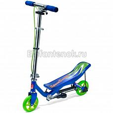 Space Scooter Junior (X360) голубой