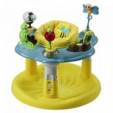 ExerSaucer Bounce & Learn Bee New