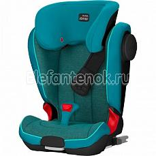 Britax Roemer Kidfix II XP SICT Black Series Green Marble Highline