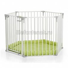 Hauck Baby Park (Хаук Беби Парк) white арт.597040