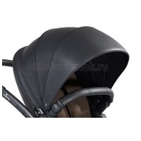 Mima Second Canopy Flair Black (кожа)