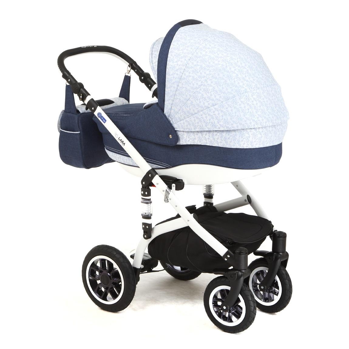 Детская коляска 3 в 1 Adamex Lara - купить в интернет ...