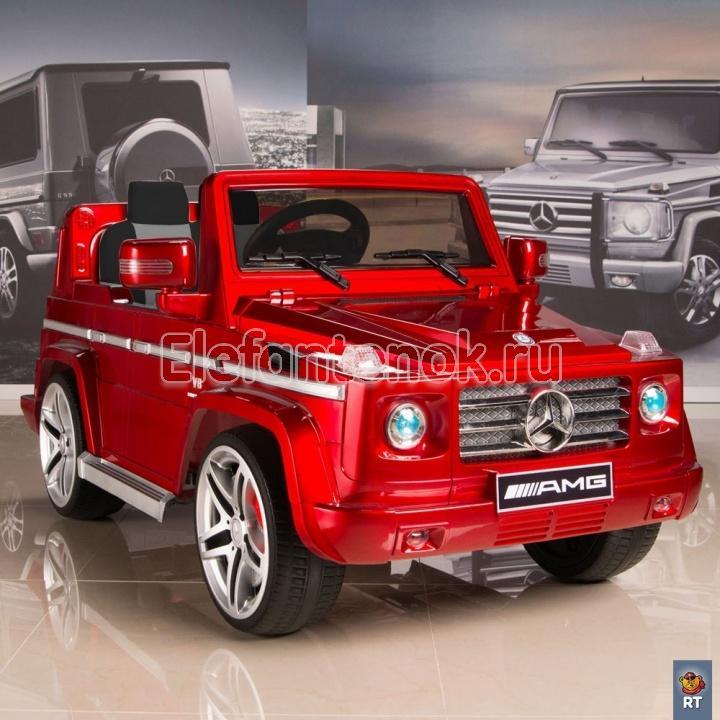 электромобиль mercedes g55 dmd g55 #9