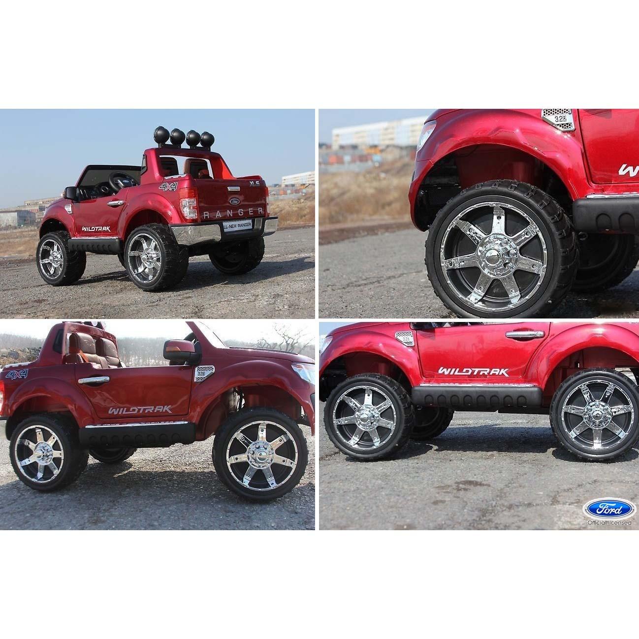 электромобиль форд 150 #9