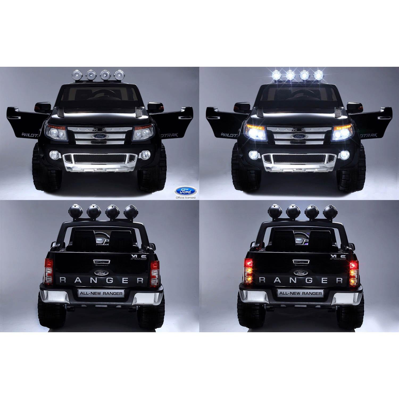 Детский электромобиль Wingo Ford F150 Police | Купить ...