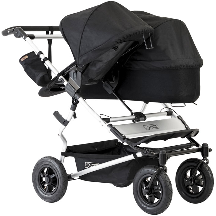 Mountain Buggy Duet для погодок