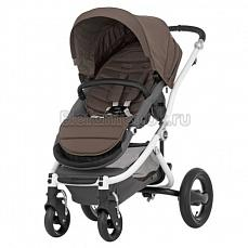 Britax Affinity + Color Pack Fossil Brown - White Chassis