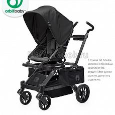 Orbit Baby Stroller G3 Black - капюшон Black