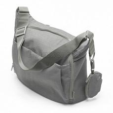 Stokke Сумка Changing Bag Grey Melange