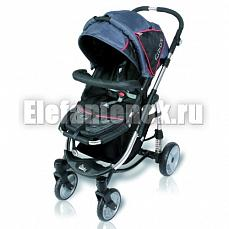 Kiddy Sport n Move 4 E07 black/anthracite