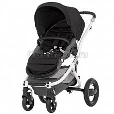 Britax Affinity + Color Pack Black Thunder - White Chassis