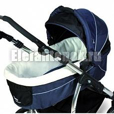 Kiddy Carrycot Sport n Move E33 black/blue