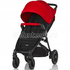 Britax B-Motion 4 Plus  Flame Red