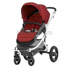 Britax Affinity + Color Pack Chili Pepper - White Chassis