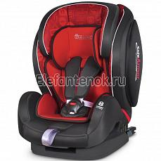 Welldon Encore Side Armor & CuddleMe Isofix Traffic Red