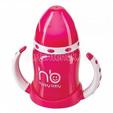 Happy Baby ERGO CUP поильник Red