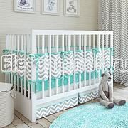Giovanni Shapito ZigZag Mint 120*60