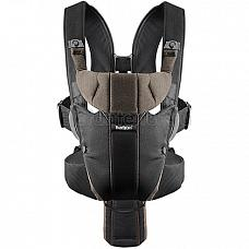 Baby Bjorn Carrier Miracle Black/Brown (Organic)