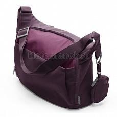 Stokke Сумка Changing Bag Purple / Фиолетовый