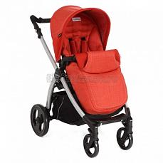 Peg-Perego Book Plus Pop Up Completo Sunset шасси silver