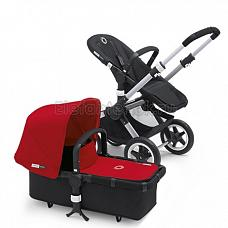 Bugaboo Buffalo black\red