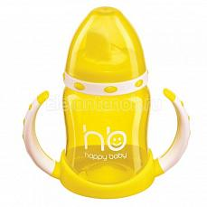 Happy Baby ERGO CUP поильник Lime