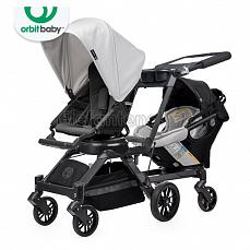 Orbit Baby G3 Growing Family (коляска для погодок) Black - капюшон Slate
