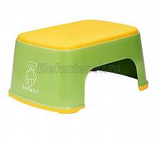 Baby Bjorn Safe Step Green