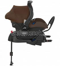 Britax Roemer Primo+ база Wood Brown
