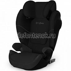 Cybex Solution M-Fix SL (сайбекс Солюшн М-Фикс ЭсЭль) Pure Black
