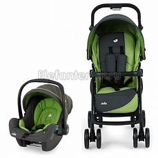 Joie Aire LX Travel System Kiwi