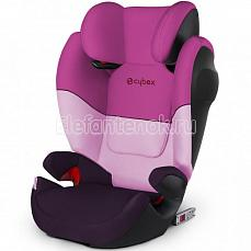 Cybex Solution M-Fix SL (сайбекс Солюшн М-Фикс ЭсЭль) Purple Rain